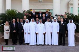 Khalaf Ahmad Al Habtoor and the Group show their support for Dubai's World Expo 2020 bid