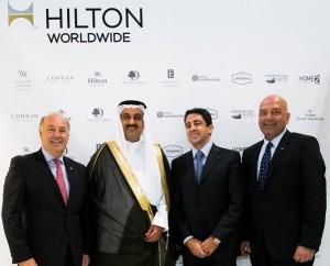 Riyadh Dual Signing